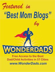 Somebody  Thinks I Have a Best Mom Blog!