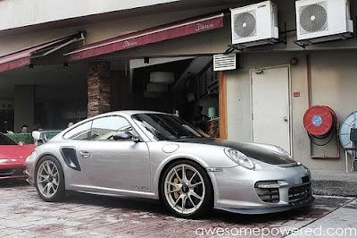 auto Porsche 997