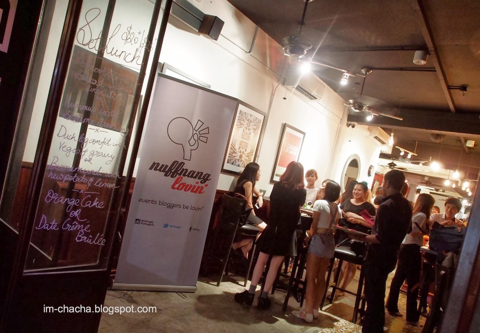 Give Away Bartini Kitchen X Nuffnang Lovin 39 Cocktail Fun