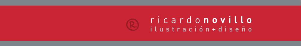 Ricardo Novillo :: ilustración + diseño