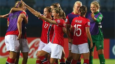 Cuartos de Final Mundial Femenil Sub 20