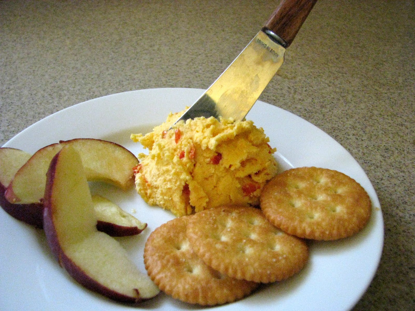 Mia Cucina: Pimento Cheese Spread