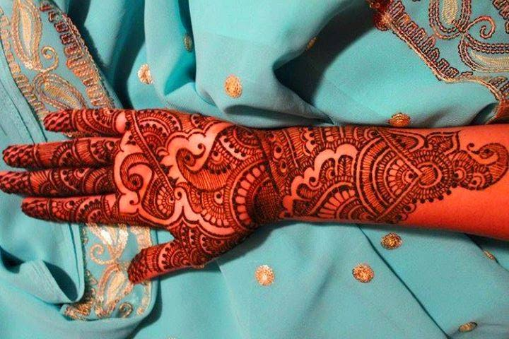 Bridal Mehndi S Free Download : Download images of mehndi design wallpapers makedes