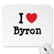 For our third son, Byron