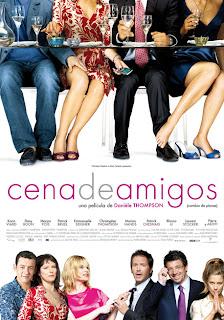 Ver Cena de amigos (2011) Online