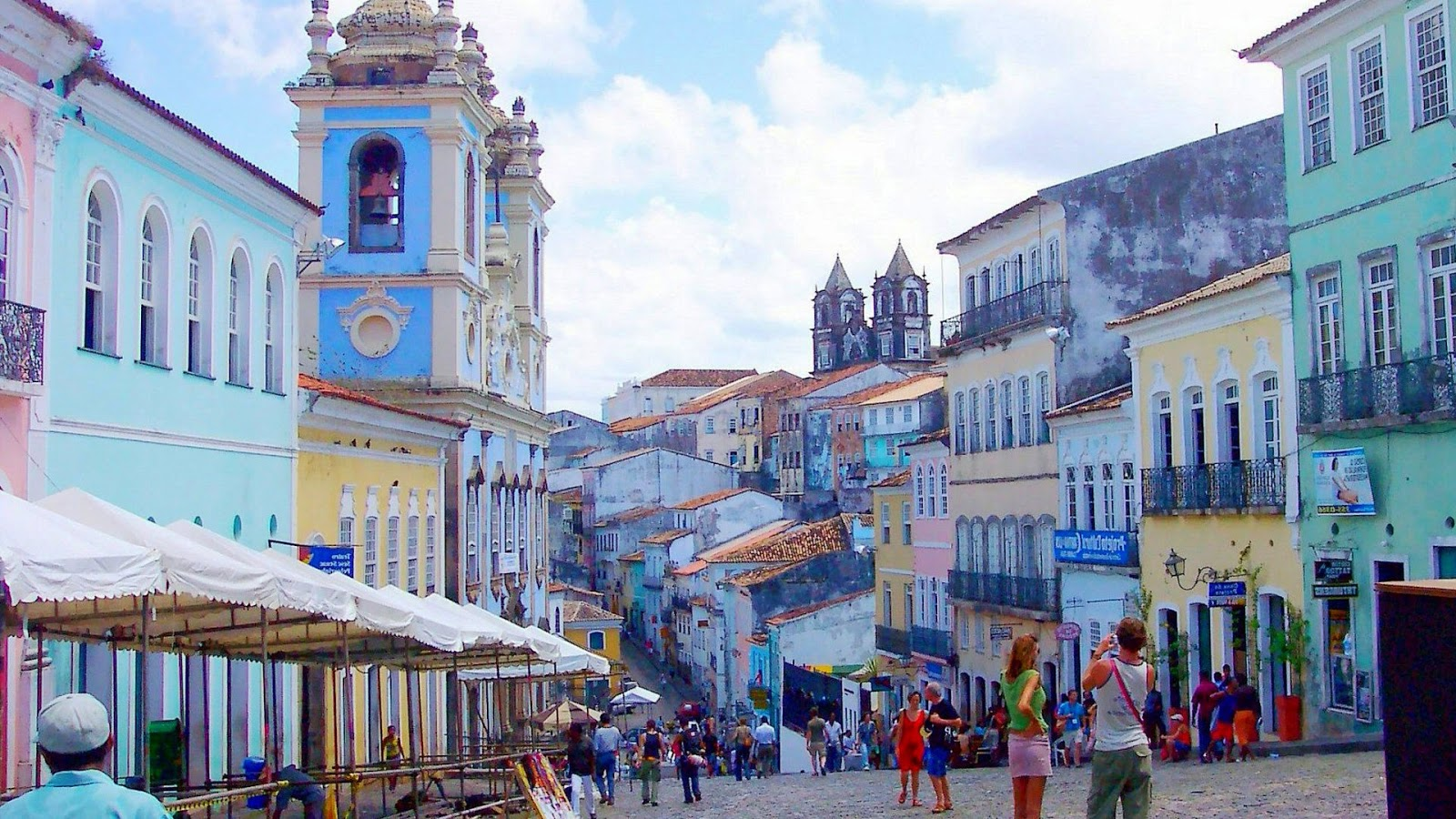 Salvador In Brazil The Rainbow City Must See How To