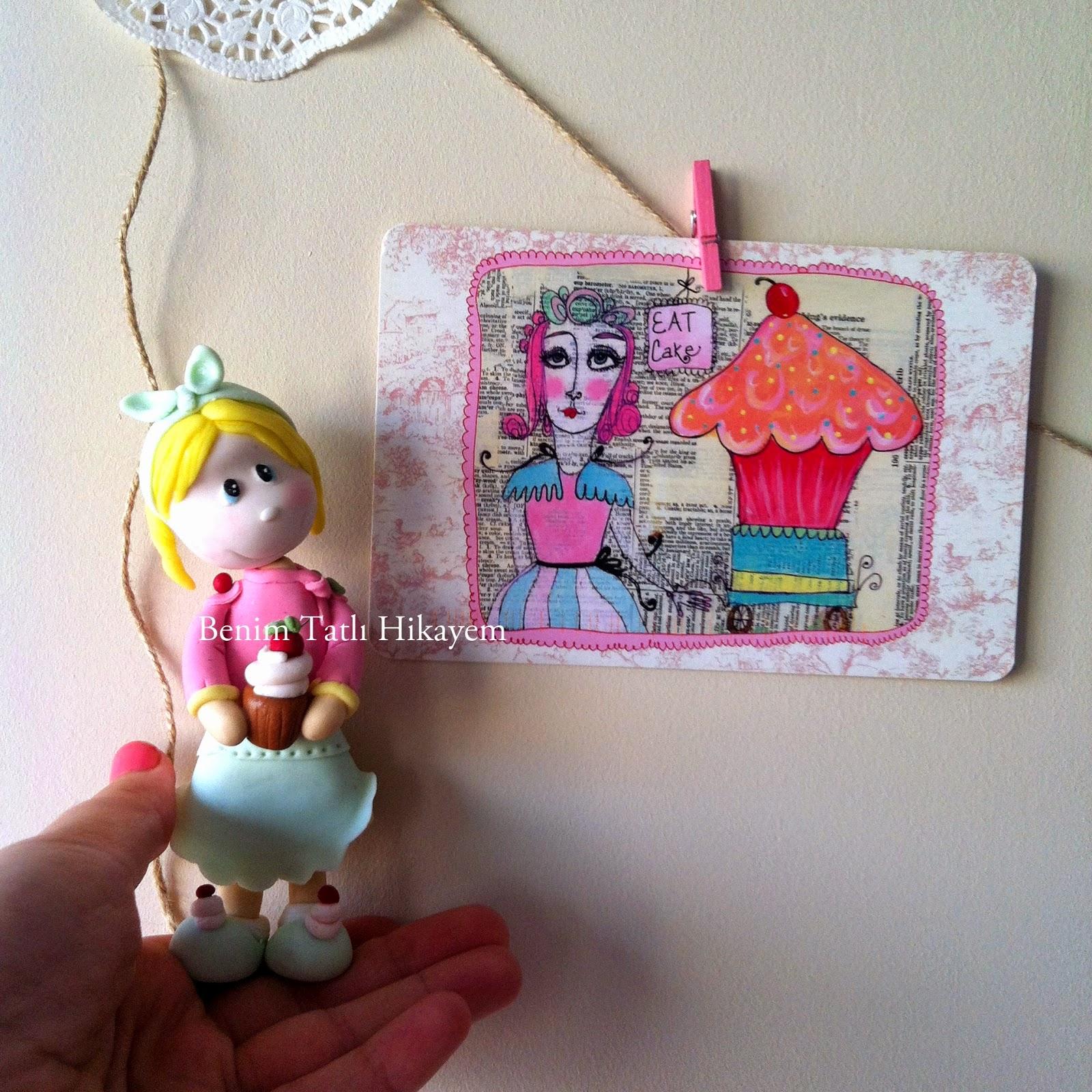 sugar art figure