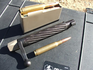 McMillan TAC-50 Cartridge