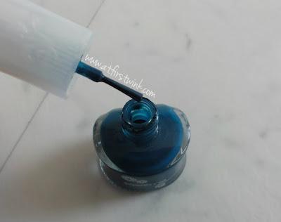 Sasatinnie nail polish P713 Mango brush