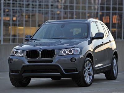 2011-BMW-X3-Jeep-Car