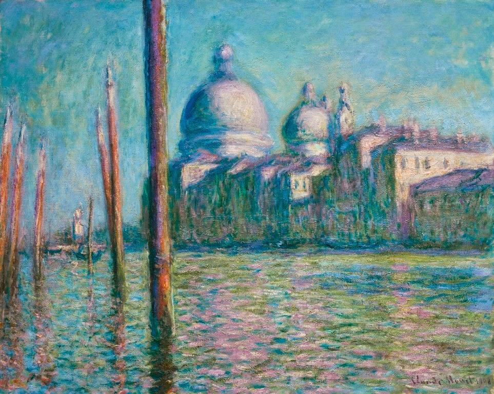 Клод Моне Гранд-канал. 1908