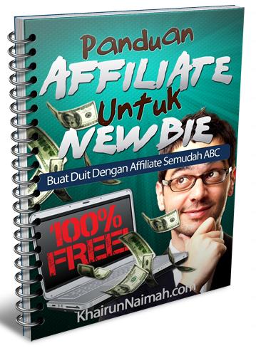 panduan affiliate untuk newbie