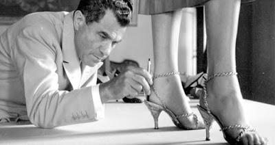 zapatos de alta costura