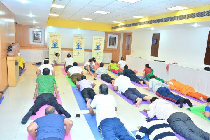 Mvsr Yoga Gallery