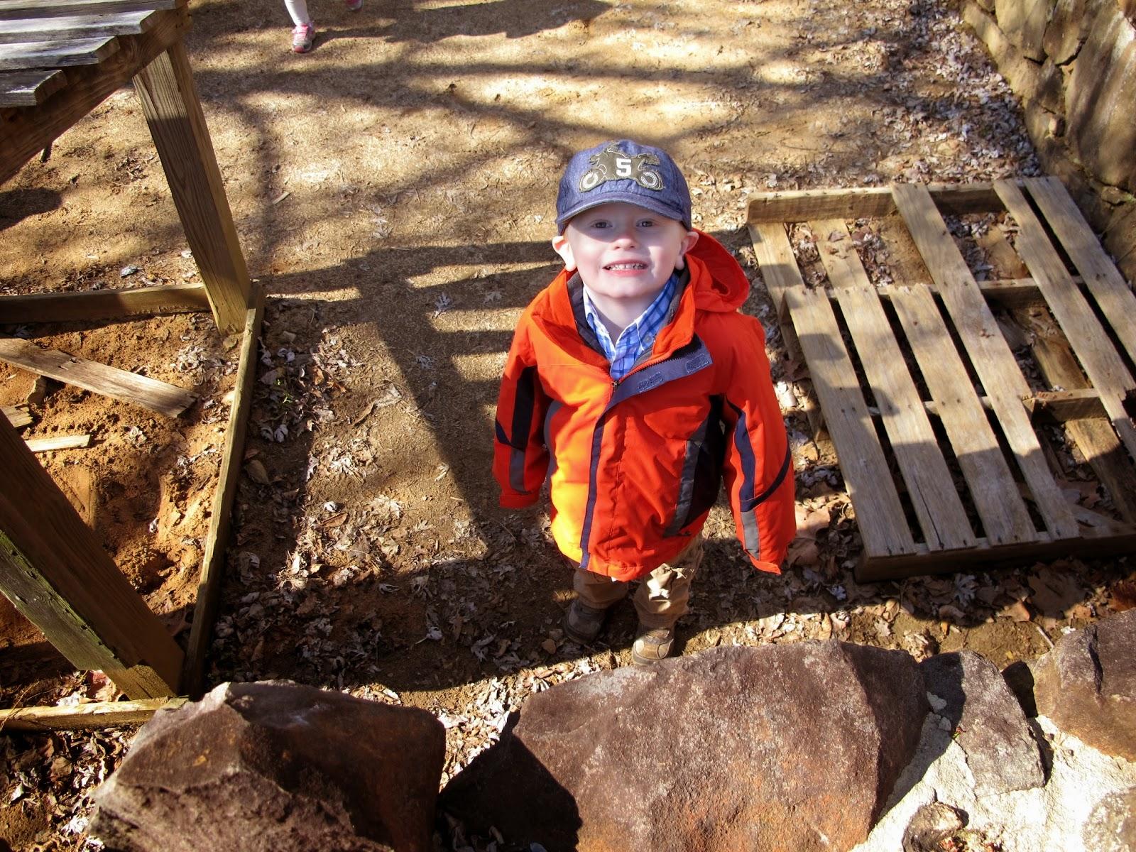 Porter at Historic Bethabara Park