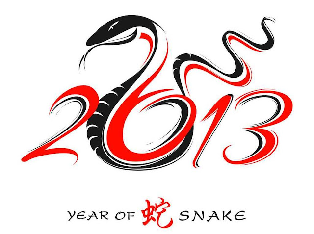 2013 año de la serpiente negra