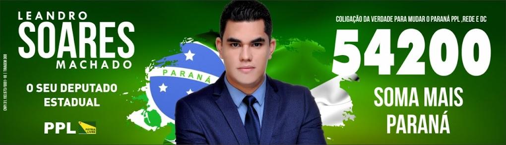 Leandro Soares Machado Deputado Estadual Paraná 54200