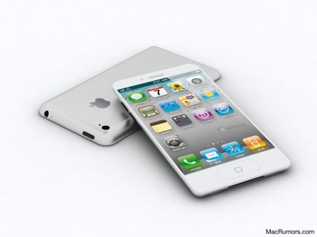 iphone5 Rumors