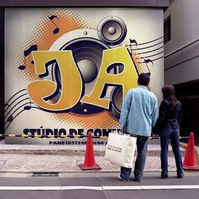 A J.A é só sucesso