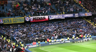 Poznan, Manchester City, Greque