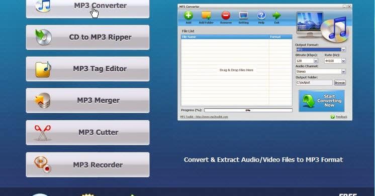 Mp3 Toolkit Full Version Free Download 2017 Free