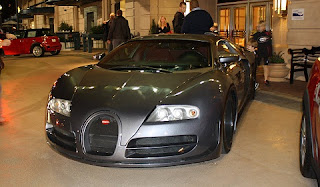 Ultimate Lamborghini Experience 2012 Bugatti Veyron Replica Spotted in Atlanta Again!