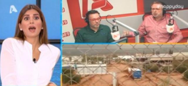 Καβγάς άνευ προηγουμένου ανάμεσα σε Τσιμτσιλή και Βερύκιο: «Άσε το υφάκι ρε! Γ@μ... την πίστη μου!» (Video)