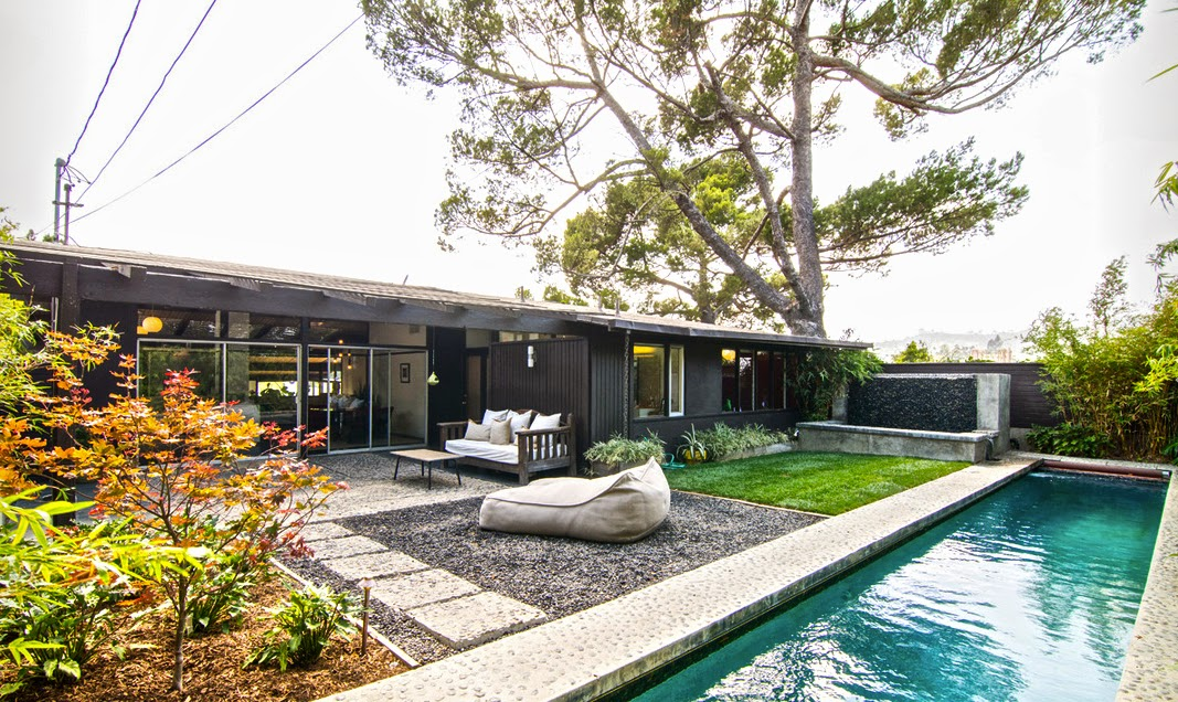 modern homes los angeles: July 27 Mid-Century Modern Open House ...