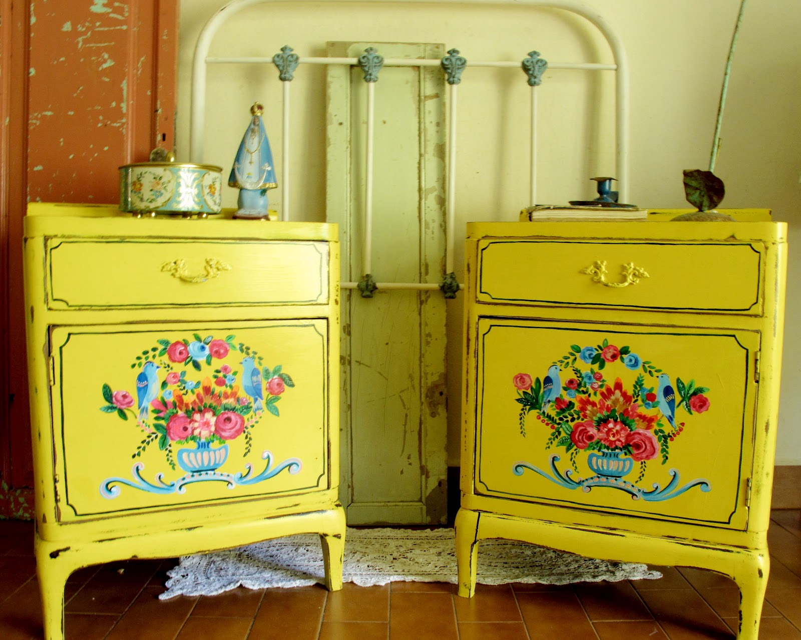 Muebles restaurados y pintados venta de muebles - Muebles restaurados vintage ...
