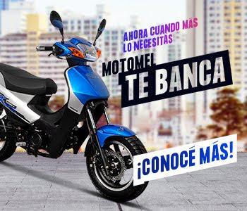 Motomel Te Banca!!!