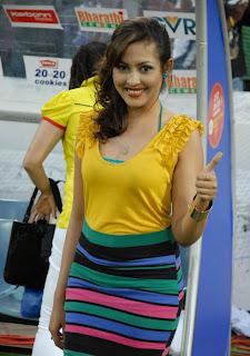 Madhu Shalini Hot Pictures