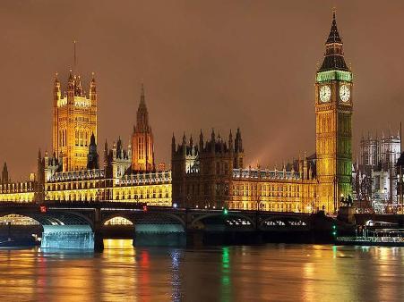 Londres Ciudad Maravillosa