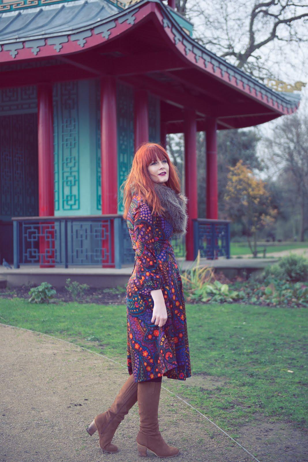 Vintage 70's Style Victoria Park London