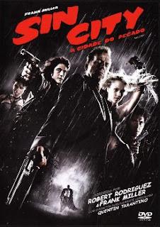 capa Download – Sin City: A Cidade do Pecado – DVDRip AVI Dublado