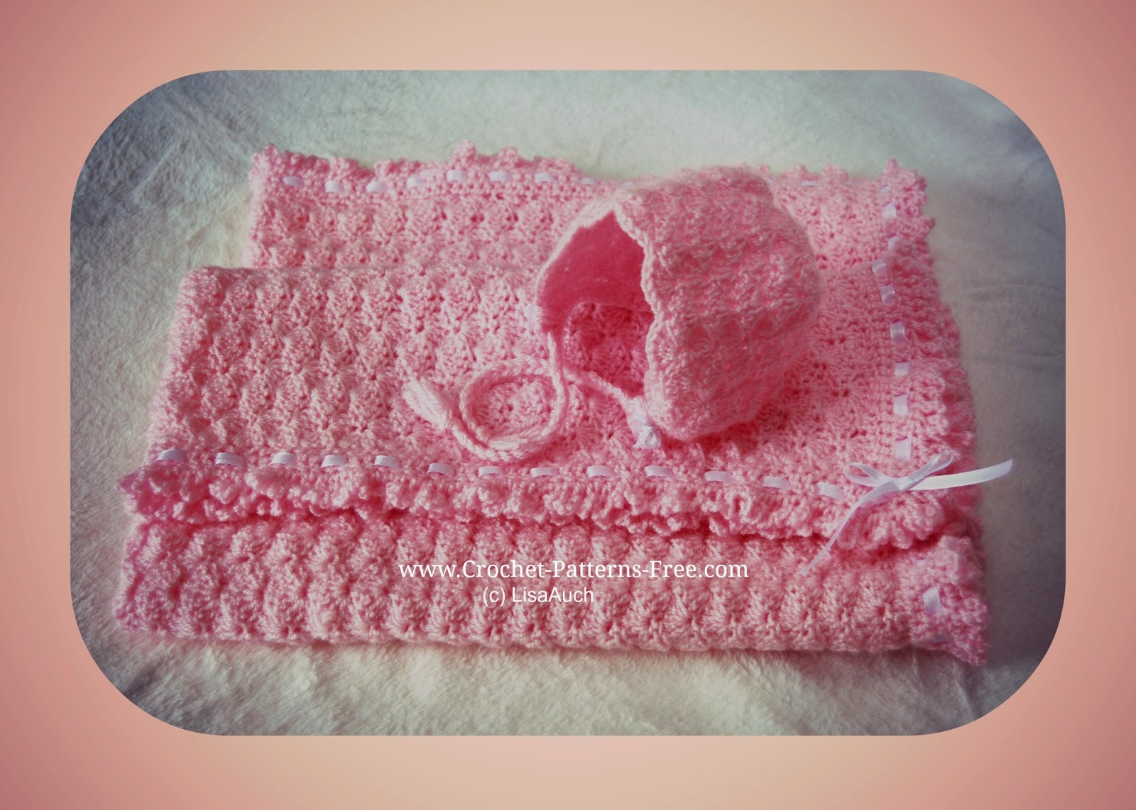 15 free crochet patterns for baby blankets baby afghan crochet see my free tutorial and how to crochet any size of cosy baby blanket here baditri Image collections