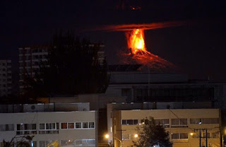 Volcanes peligrosos para el planeta