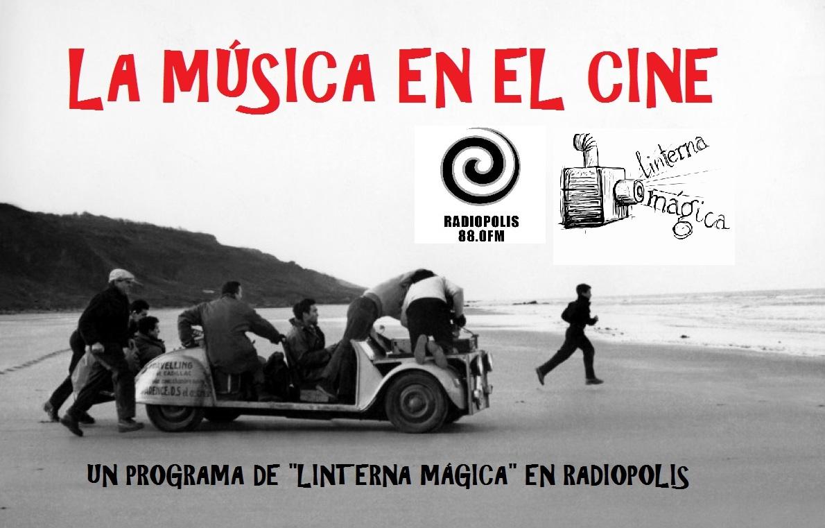"""""""La música en el cine"""""""