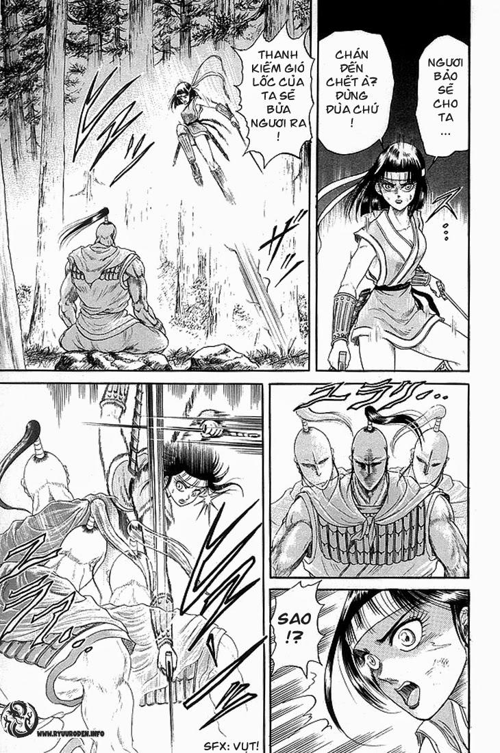 Chú Bé Rồng - Ryuuroden chap 8 - Trang 42