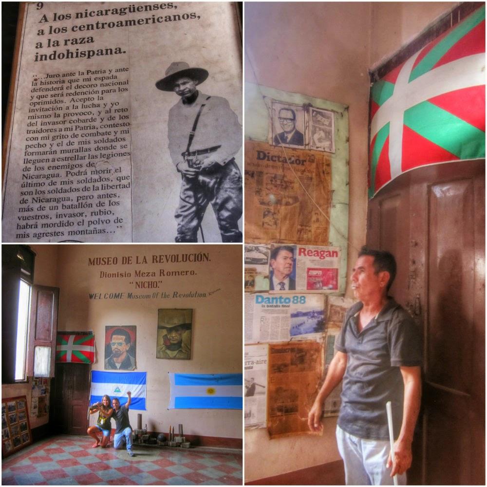 museo-revolución-león-Nicaragua