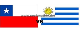 Chile vs Uruguay 2015