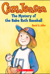 cam jansen and the mystery of the babe ruth baseball book report Use this 'book: cam jansen and the mystery of the babe ruth baseball (elementary)' printable worksheet in the classroom or at home your students will love this 'book: cam jansen and the mystery of the babe ruth baseball (elementary).
