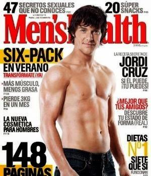 Jordi Cruz Men's Healt