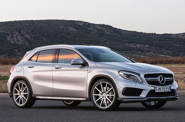 2015 mercedes benz gla45 amg 4x4 cars. Black Bedroom Furniture Sets. Home Design Ideas
