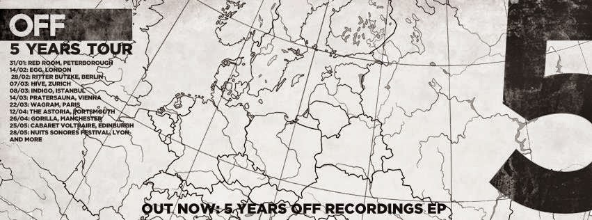 VA – 5 Years OFF Recordings