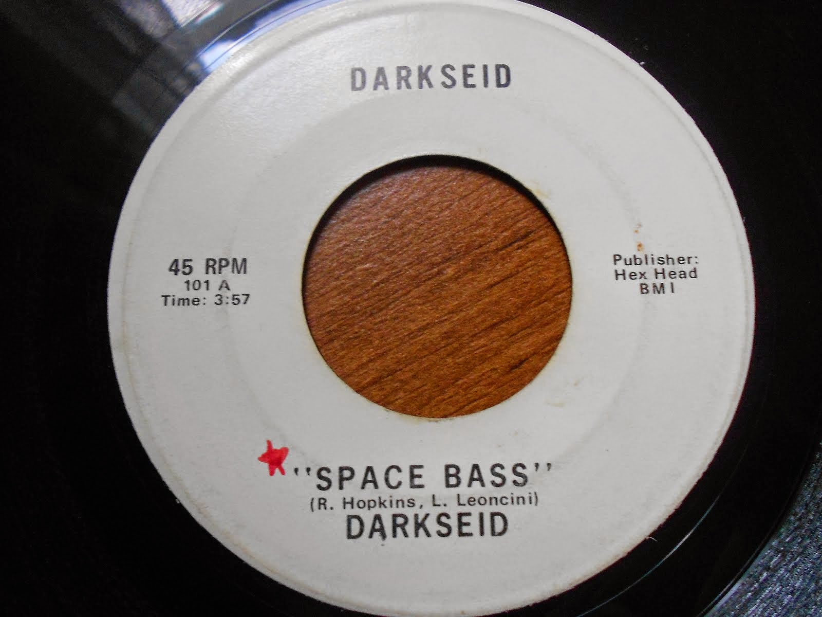 darkseid Space Bass