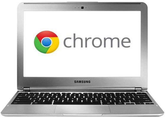 What is a Chrome device?