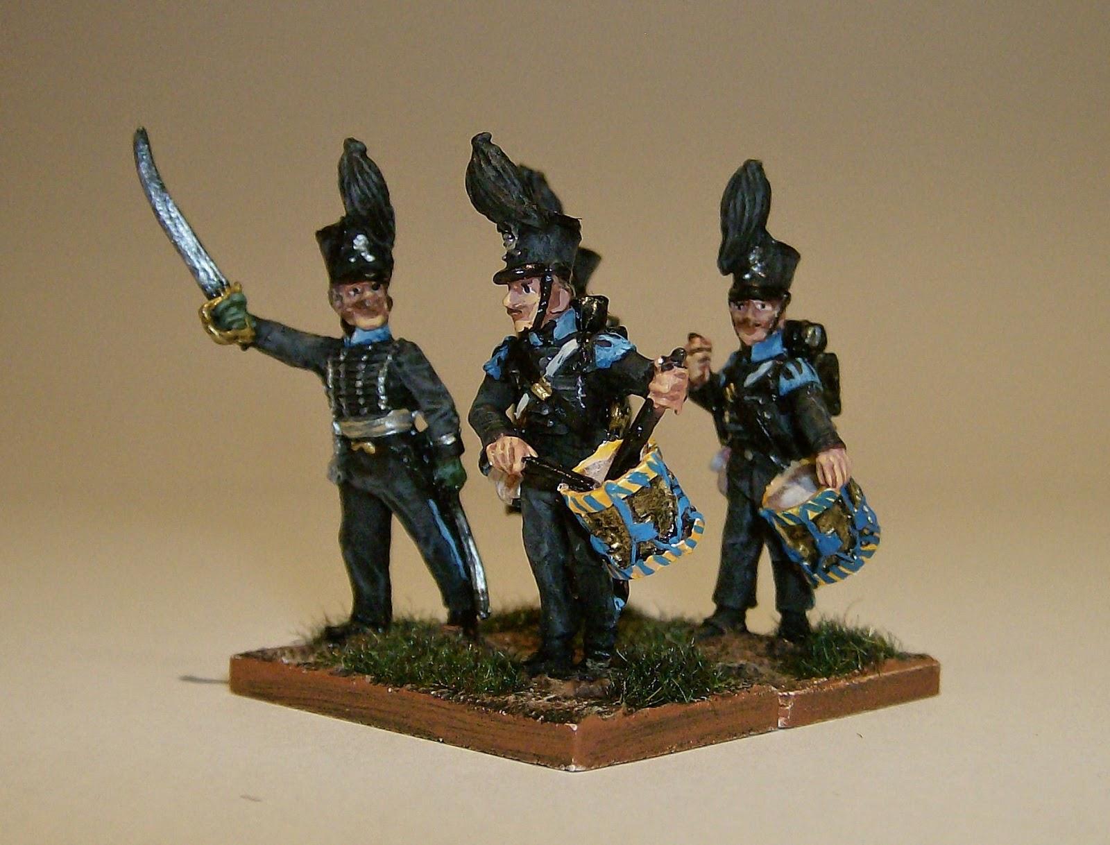 uniforme tambour coldstream