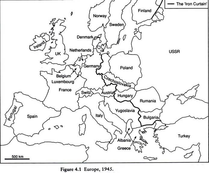 Profesor de Historia, Geografía y Arte: Guerra Fría