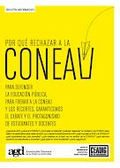 Boletín sobre la CONEAU del CEADIG y la AGD-FADU