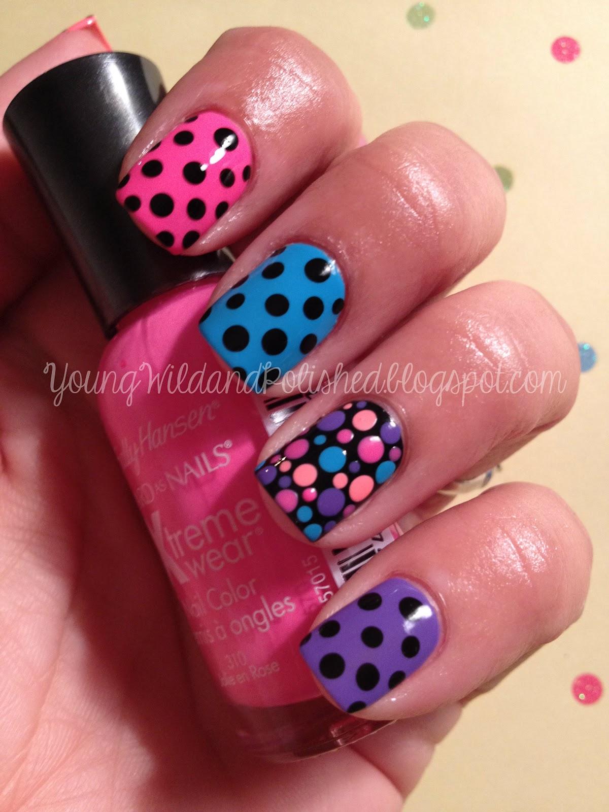 Perfect Nicki Minaj Nail Polish Component - Nail Art Ideas ...